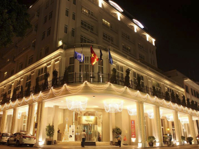 Hotel de l'Opéra - Hanoi