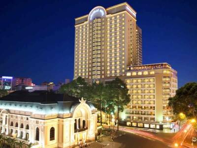 Caravalle Saigon Hotel