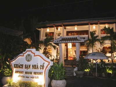 Hoi An Ancient House Resort Spa