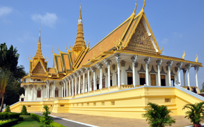 Royal Palace - Phnom Penh - Cambodia tour