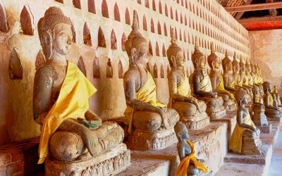 Wat Sisaket - Laos tour